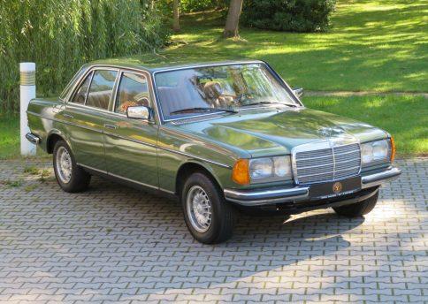 Mercedes Benz 280E, W123