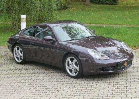 Porsche 996, C2 Coupé