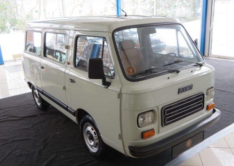 Fiat 900 E Pulmino