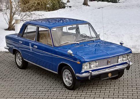 Fiat 125 Spezial