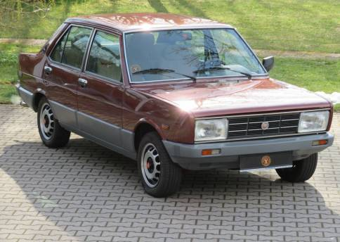 Fiat 131, 1600 TC Supermirafiori