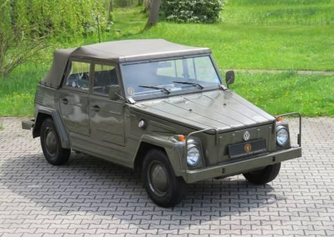 Volkswagen 181 Kübel