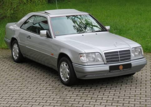 Mercedes Benz E 200 Coupè, W124