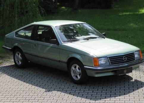 Opel Monza A 2.8 Automatik