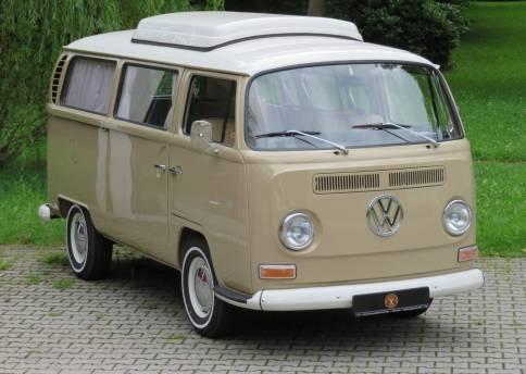 VW T2a Campmobil 70
