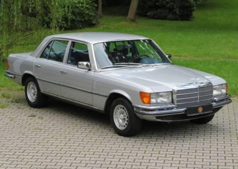 MB 350SE, W116