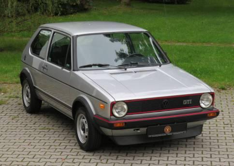 VW Golf 1 GTI 1.6