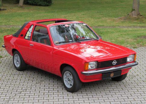 Opel Kadett C 1.2 Aero