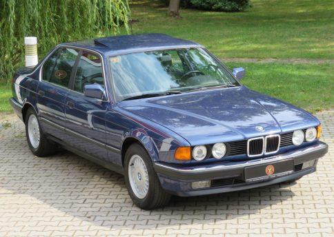 BMW 735iA, E32