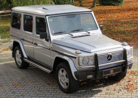 Mercedes Benz G 320, W 463