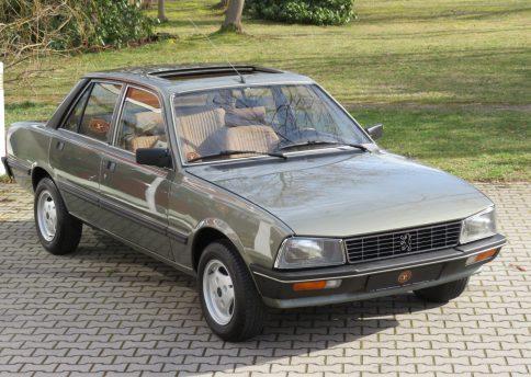 Peugeot 505 2.2STI
