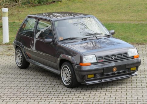 Renault R5 GT Turbo 1