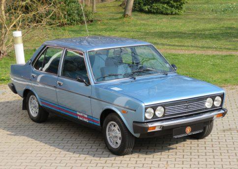 Fiat 131 Mirafiori 1600S