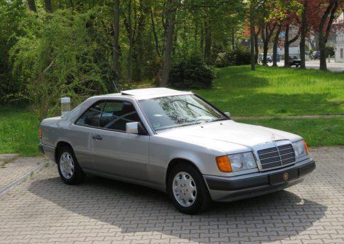 Mercedes Benz 230 CE, W124