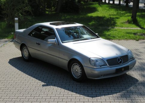 Mercedes Benz CL 600, W140