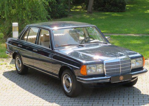 Mercedes Benz 280, W123