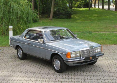 Mercedes Benz 230 CE, W123