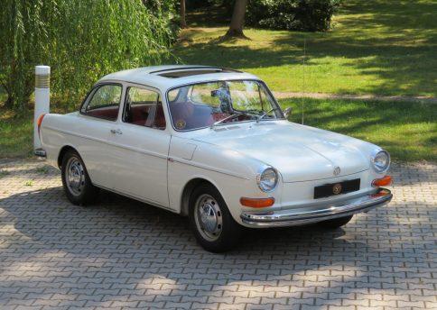 VW 1600 L, Typ 3