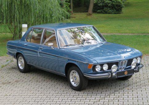 BMW 3.0S, E3