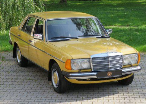 Mercedes Benz 230, W123