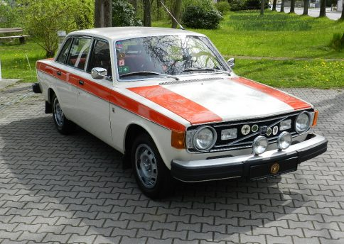 Volvo 144 4-türige Limousine