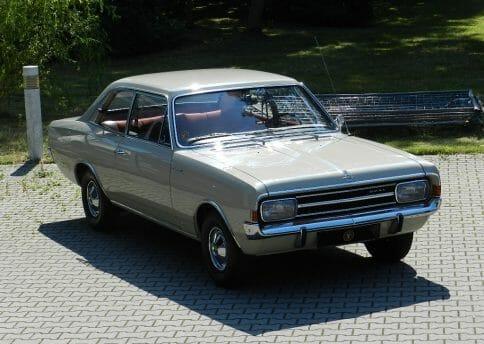 Opel Rekord C 1700S- L