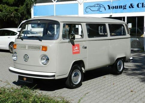 VW T2 Kombi 9-Sitzer