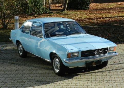 Opel Rekord D 1700