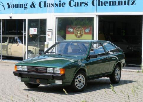 VW Scirocco II GTI