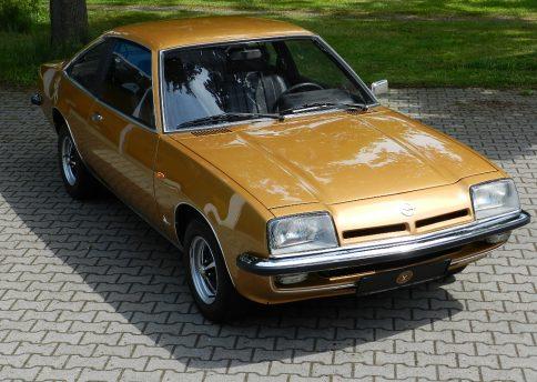 Opel Manta 1.6. SR