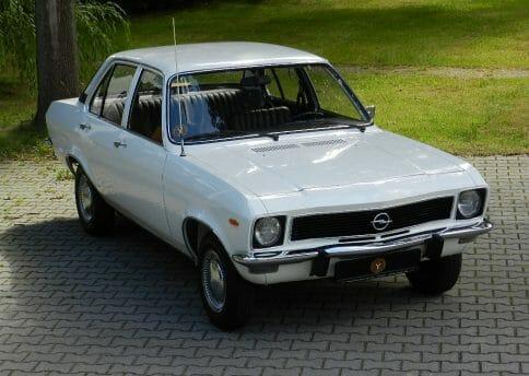 Opel Ascona A 1.2