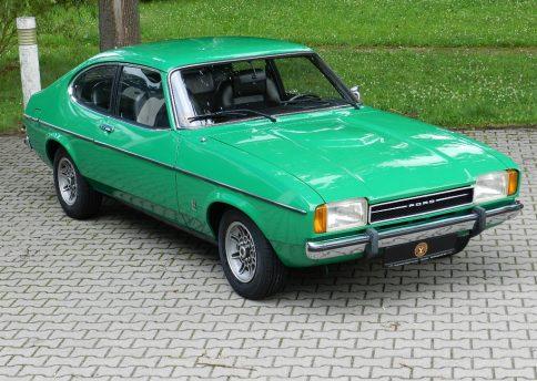 Ford Capri 3.0 Ghia